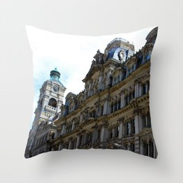 Chamber of Commerce Throw Pillow