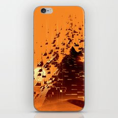 Construction of a Pyramid iPhone & iPod Skin