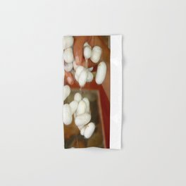 Mullberry Silkworm Cocoons Hand & Bath Towel