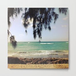 Relaxation. Metal Print