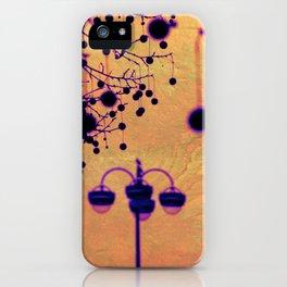 Disco Lamp iPhone Case