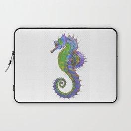 color sea horse Laptop Sleeve