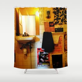 Old Town Arts Shower Curtain