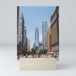 New York City Sights Mini Art Print