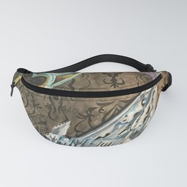 Cycle & Structure Fanny Pack