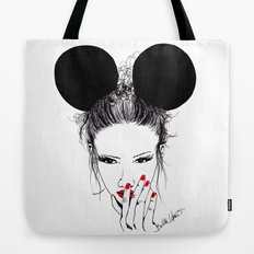 Minnie Mouse Tote Bag
