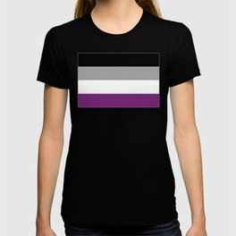 Asexual Flag T-shirt