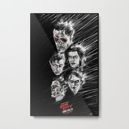 Sin City A Dame to Kill For Poster Metal Print