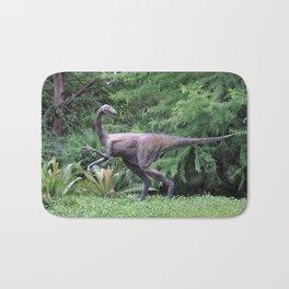 Dinosaur Sculpture Bath Mat