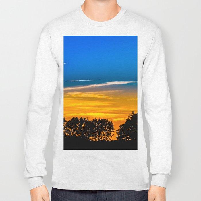 Golden Touch Long Sleeve T-shirt