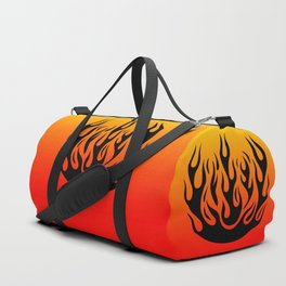 Flame Duffle Bag