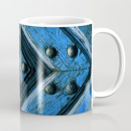 artifact wooden door Coffee Mug