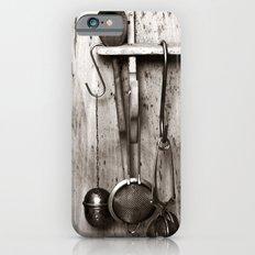 KITCHEN EQUIPMENT - duplex Slim Case iPhone 6s