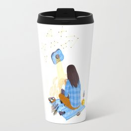 Tiny mountain Travel Mug