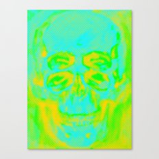 POP Skull Canvas Print