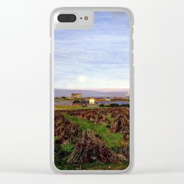 Madox Brown Walton-on-the-Naze Clear iPhone Case