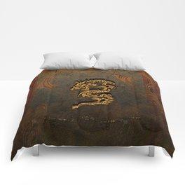 The dragon Comforters