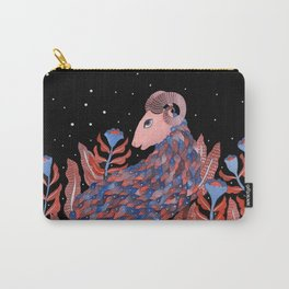 Zodiac - Aries Carry-All Pouch