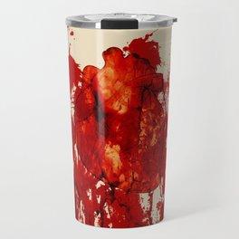 Blood Heart Travel Mug