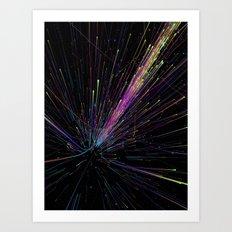 Xploze Art Print