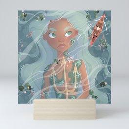 Lurking Below Mini Art Print