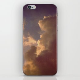 After the Storm (Blue Version) iPhone Skin