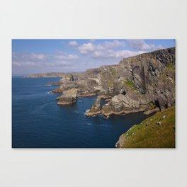 Mizen Head, West Cork, Ireland Canvas Print