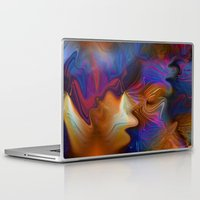 zappa Laptop & iPad Skins featuring Cozmic Debris by Robin Curtiss