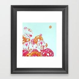 CnM #6 Framed Art Print