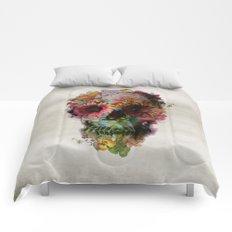 SKULL 2 Comforters