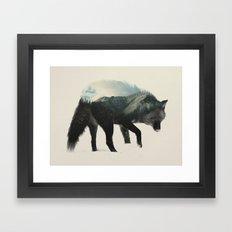 Ulv Framed Art Print