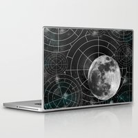 borderlands Laptop & iPad Skins featuring Midnight by Astrablink7