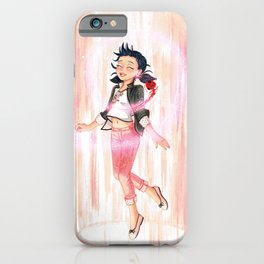 Marinette and Tikki iPhone Case