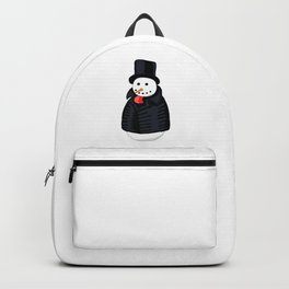 Dandy Snowman Backpack