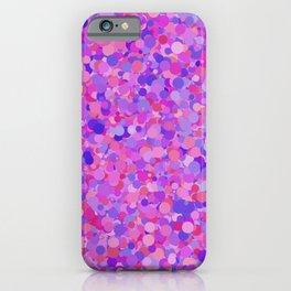 Pinkish Dreams iPhone Case