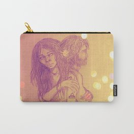 Twin Soul Carry-All Pouch