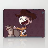 toy story iPad Cases featuring Woody Toy Story by Kaori