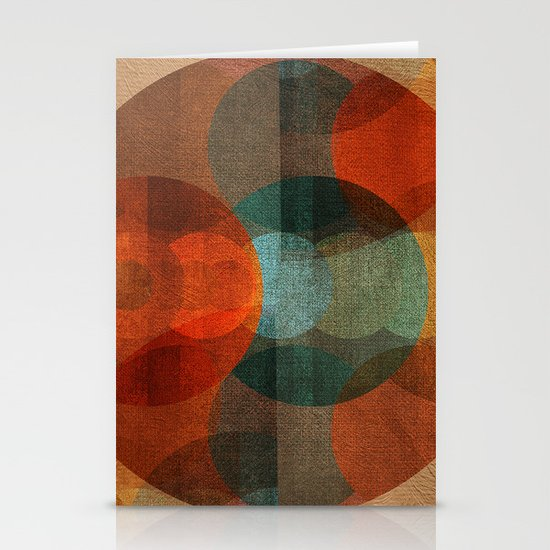 Textures/Abstract 80 Stationery Cards