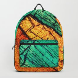 Epidote and Quartz Backpack