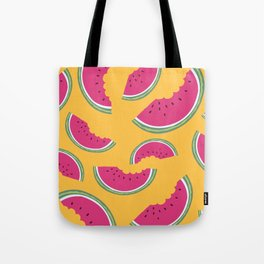 La pastèque Tote Bag