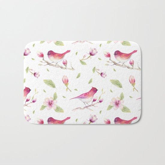 Spring is in the air #38 Bath Mat