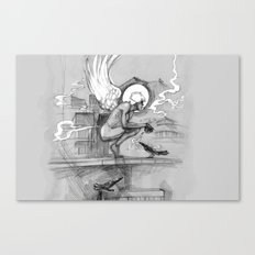 AngelPushach Canvas Print