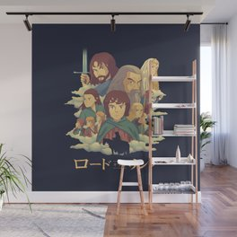The Journey Wall Mural