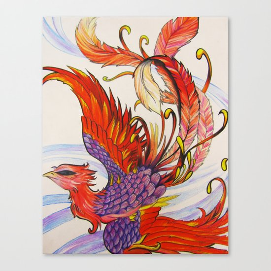 South Pheonix  Canvas Print