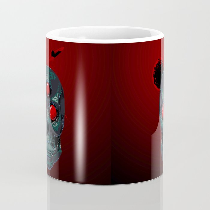 Horror From Beyond Time and Spaaaaaaace! Coffee Mug