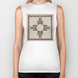 American Native Pattern No. 157 Biker Tank