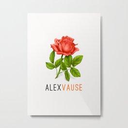 Alex Vause | OITNB Metal Print