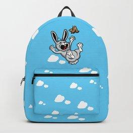 Bad Luck Bunny Backpack