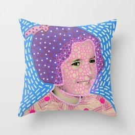 Dreaming Creamy Mami Throw Pillow