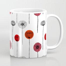 Papaveri rigati Coffee Mug